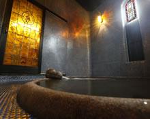 両縁の湯「瓢風呂」